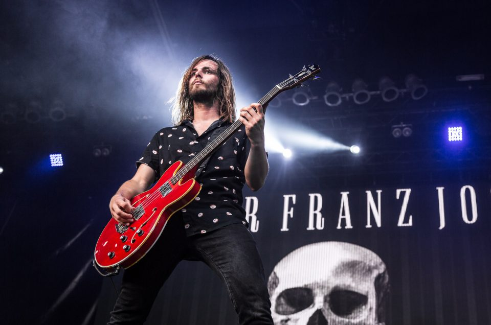 pete of kaiser franz josef live in budapest 2018