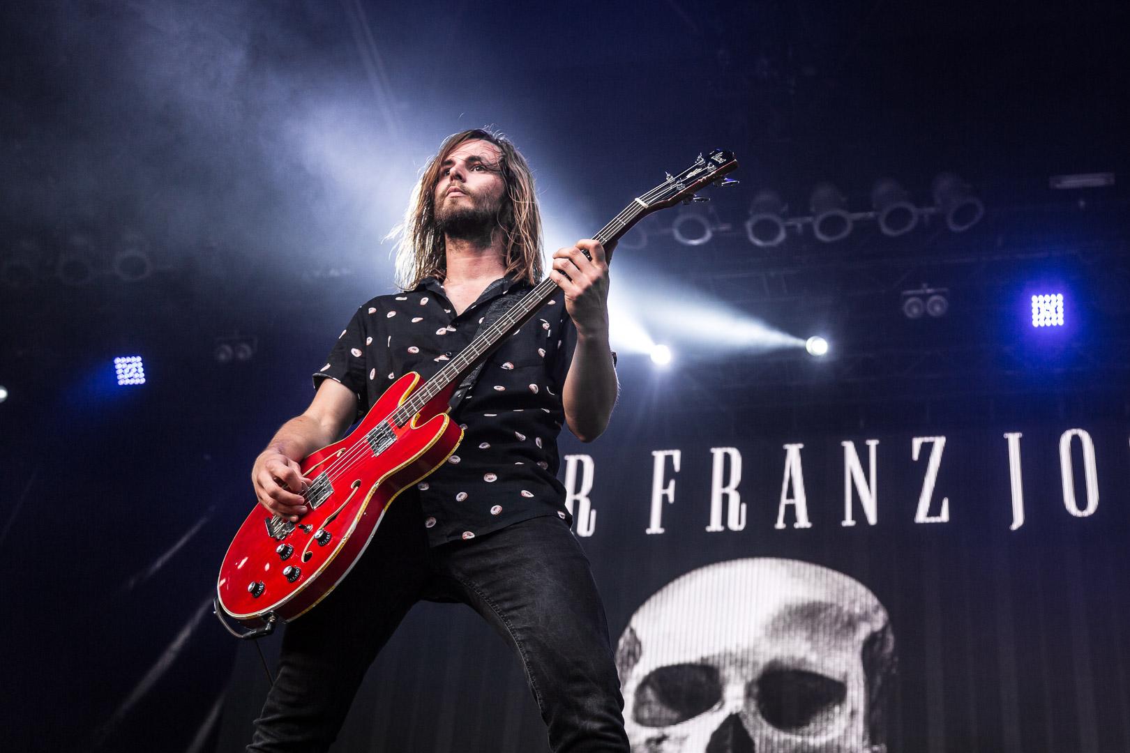 pete of kaiser franz josef live in budapest 2018