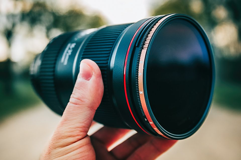 Canon EF 16-35mm F2.8 III Unboxing and B-Roll Test